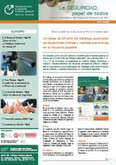 Bulletin of the POR Sector Program nº 13, October 2009