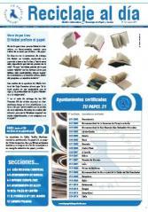Boletín Reciclaje al Día nº 13, enero 2011
