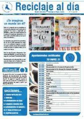 Boletín Reciclaje al Día nº 14, mayo 2011