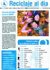 Boletín Reciclaje al Día nº 16, enero 2012