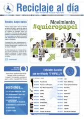 Recycling Today Bulletin nº 17, May 2012