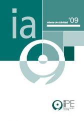 Informe de Actividad IPE 2009