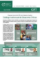 Boletín del Programa Sectorial de Prevención de Riesgos Laborales nº 12, junio 2009