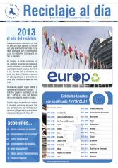 Recycling Today Bulletin nº 19, January 2013