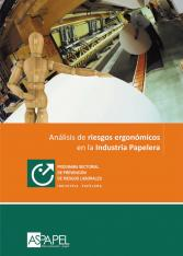 Analysis of ergonomic hazards in the paper industry