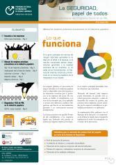 Bulletin of the POR Sector Program nº 16 - December 2014