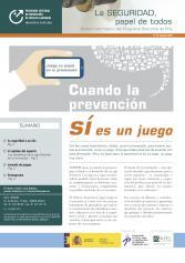 Boletín Informativo del Programa Sectorial de PRL nº19, diciembre 2017