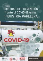 Guía de medidas de prevención frente al COVID-19 en la industria papelera