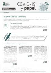 Ficha técnica COVID-19 y el Papel